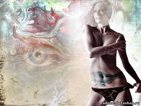 Шаблоны для фотошопа голых женщин 53033 фотография